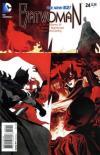 Batwoman #24 comic books for sale