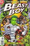 Beast Boy comic books