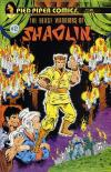 Beast Warriors of Shaolin comic books