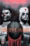 Bedlam #2 comic books for sale