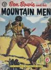 Ben Bowie and his Mountain Men #4 comic books for sale