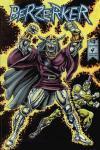Berzerker #4 comic books for sale