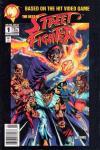 Best of Street Fighter comic books