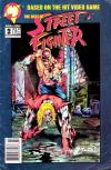 Best of Street Fighter #2 comic books for sale