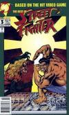 Best of Street Fighter #3 comic books for sale