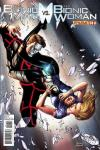 Bionic Man vs. Bionic Woman comic books