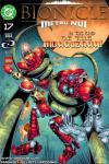 Bionicle #17 comic books for sale