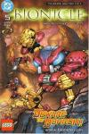Bionicle #5 comic books for sale
