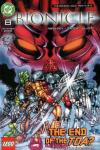 Bionicle #8 comic books for sale