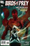 Birds of Prey #113 comic books for sale