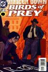 Birds of Prey #27 comic books for sale