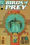 Birds of Prey #34 comic books for sale