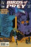 Birds of Prey #9 comic books for sale