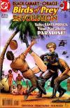 Birds of Prey #1 comic books for sale
