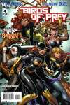 Birds of Prey #4 comic books for sale