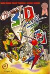 Bizarre 3-D Zone #1 comic books for sale