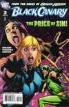 Black Canary #3 comic books for sale