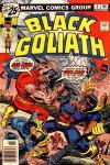 Black Goliath #3 comic books for sale