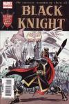 Black Knight comic books