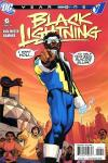 Black Lightning: Year One #6 comic books for sale