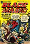 Black Magic Comic Books. Black Magic Comics.