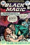 Black Magic #4 comic books for sale