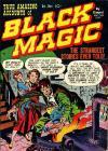 Black Magic Magazine Comic Books. Black Magic Magazine Comics.