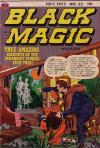 Black Magic Magazine #25 comic books for sale