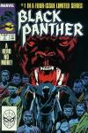 Black Panther #1 Comic Books - Covers, Scans, Photos  in Black Panther Comic Books - Covers, Scans, Gallery