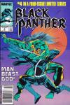 Black Panther #4 Comic Books - Covers, Scans, Photos  in Black Panther Comic Books - Covers, Scans, Gallery