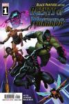 Black Panther and the Agents of Wakanda Comic Books. Black Panther and the Agents of Wakanda Comics.
