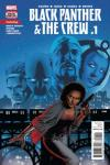 Black Panther and the Crew comic books