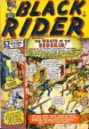 Black Rider Comic Books. Black Rider Comics.