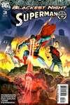 Blackest Night: Superman #3 comic books for sale