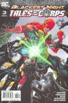 Blackest Night: Tales of the Corps #3 comic books for sale