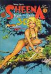 Blackthorne 3-D series #1 comic books for sale