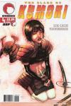 Blade of Kumori #4 comic books for sale
