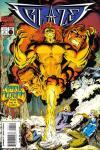 Blaze #4 comic books for sale