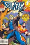 Blaze #5 comic books for sale