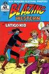 Blazing Western comic books