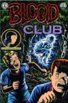 Blood Club comic books