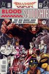 Blood Syndicate #10 comic books for sale