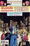 Blood Syndicate #13 comic books for sale