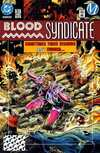 Blood Syndicate #6 comic books for sale