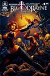 Bloodrayne: Tibetan Heights comic books