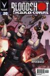 Bloodshot #20 comic books for sale