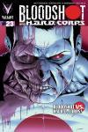 Bloodshot #23 comic books for sale