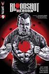 Bloodshot Reborn #9 comic books for sale