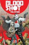 Bloodshot Salvation Comic Books. Bloodshot Salvation Comics.