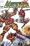 Bloodstrike #2 comic books for sale